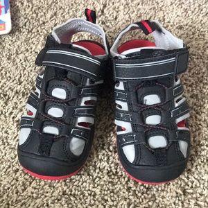 Toddler boy hiking shoes